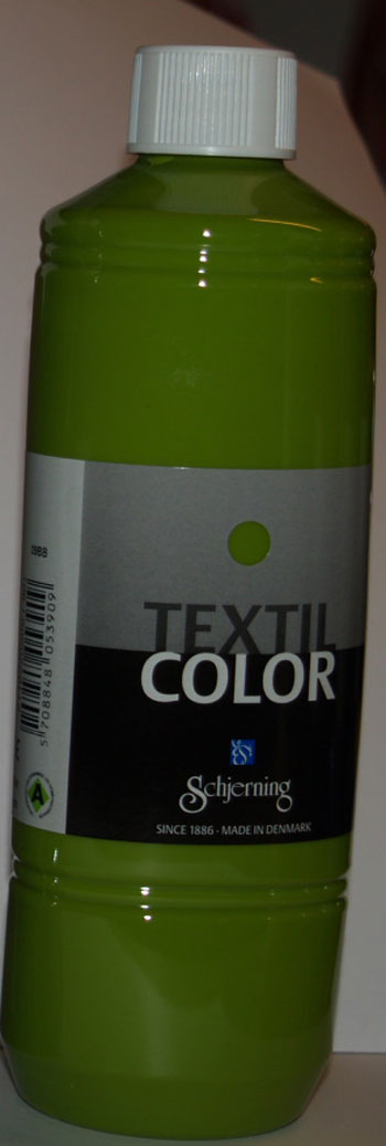 Textil Color kiwi 500ml
