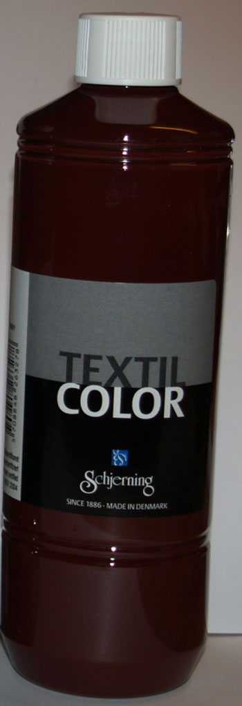 Textil Color brun 500ml