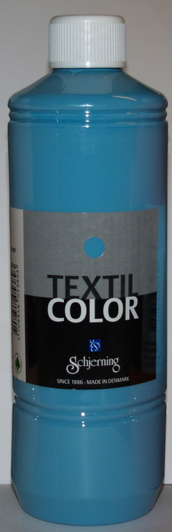 Textil Color pigeon blå 500ml