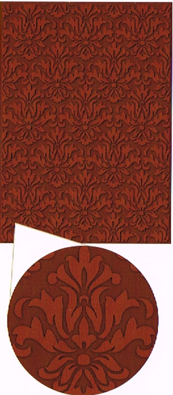 Embossing folder A4 Sophisticated