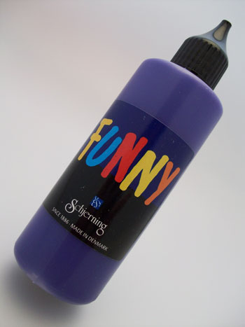 Funny window violet 85ml