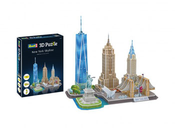 3D puzzle 
