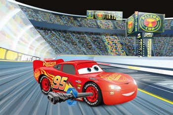 Junior kit Lightning McQueen Cars 3