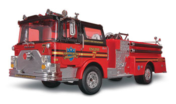 Max Mack Fire Pumper
