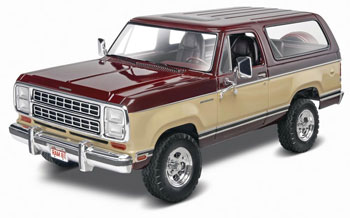 1980 Dodge Ramcharger 1/24