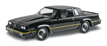 '85 Oldsmobile 442T/FE3-X Show Car