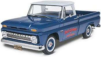 '66 Chevy Fleetside Pickup 1/25