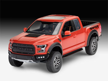 Model Set Ford F-150 Raptor  1/25