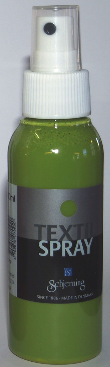 Textil Spray kiwi 100 ml spraymaling