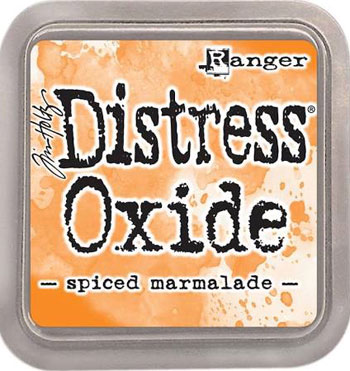 Stempel pude Distress Oxide Spicedmarme