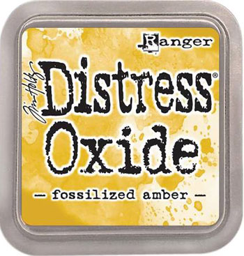 Stempel pude Distress Oxide Fossilized A