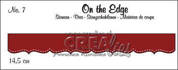 Dies Crealies On the Edge 7 stiblet