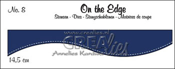 Dies Crealies On the Edge 8 stiblet
