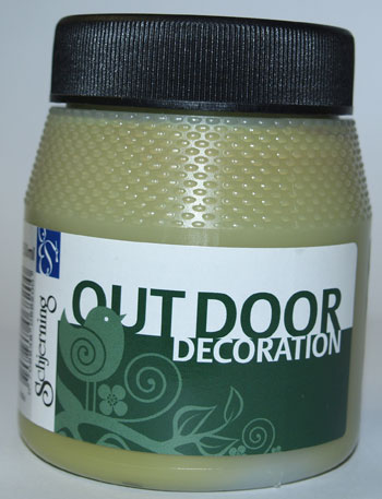 Outdoor olivenbrun 250 ml