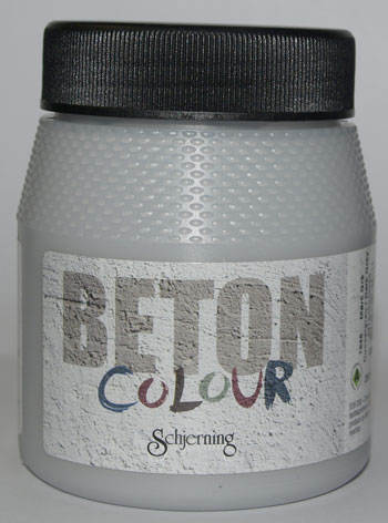 Beton Colour mørk grå 250ml