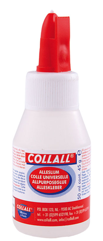 Lim all round/kontaktlim 50ml Collall