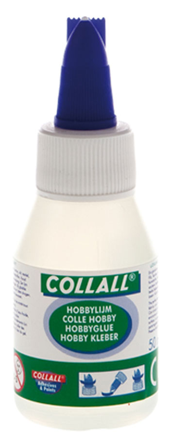 Lim Hobbylim transparent 50ml collall